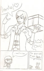 Birthday Comic Page 13 by GintaxAlvissforever
