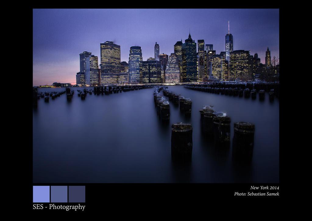 new york city by sameksebastian