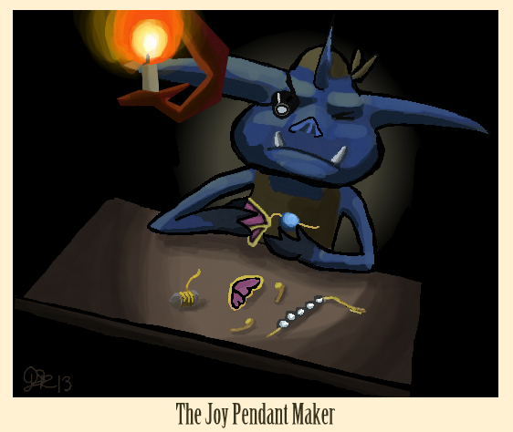 The joy pendant maker by ragedaisy on deviantart the joy pendant maker by ragedaisy aloadofball Gallery
