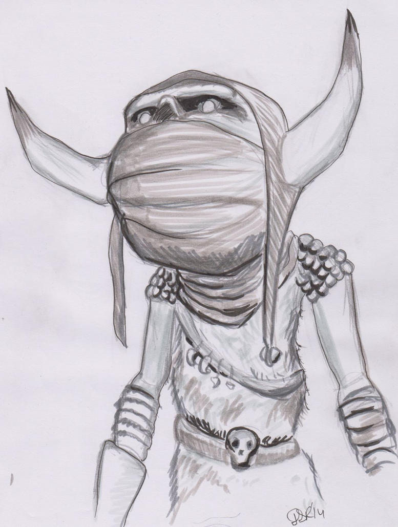 bulblin sketch by ragedaisy