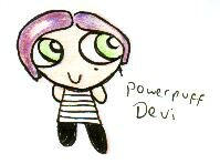 powerpuff Devi by ragedaisy