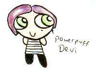 powerpuff Devi by ragedaisy