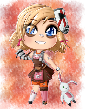 FanArt - Tiny Tina Borderlands