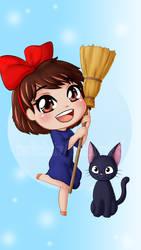 FanArt - Kiki's Delivery Service