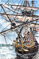 L'Hermione's Bow
