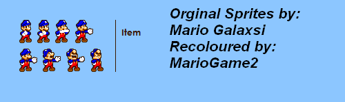MarioGame2 - Item by MarioGame2