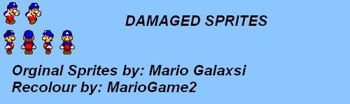 MarioGame2 - Damaged by MarioGame2