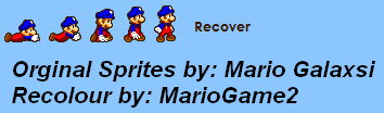 MarioGame2 - Recover by MarioGame2