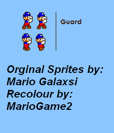 MarioGame2 - Guard by MarioGame2