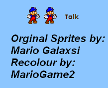 MarioGame2 - Talk by MarioGame2
