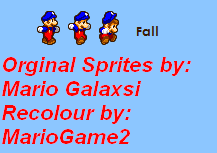 MarioGame2 - Fall by MarioGame2