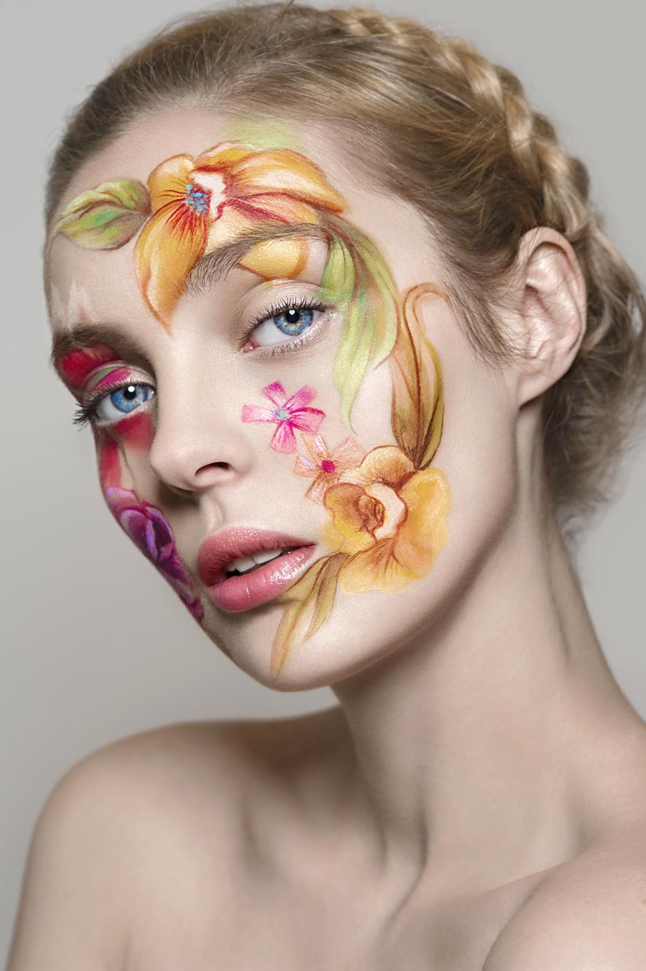 Damien Mohn Flowers Retouch by AMarfoog by damdam78