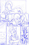 PANGEA test page pencils