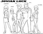 Jovian Luck Characters