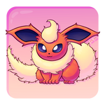 Fluffy Flareon