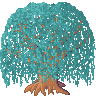 Pixel Art Tree by SuperIzzo