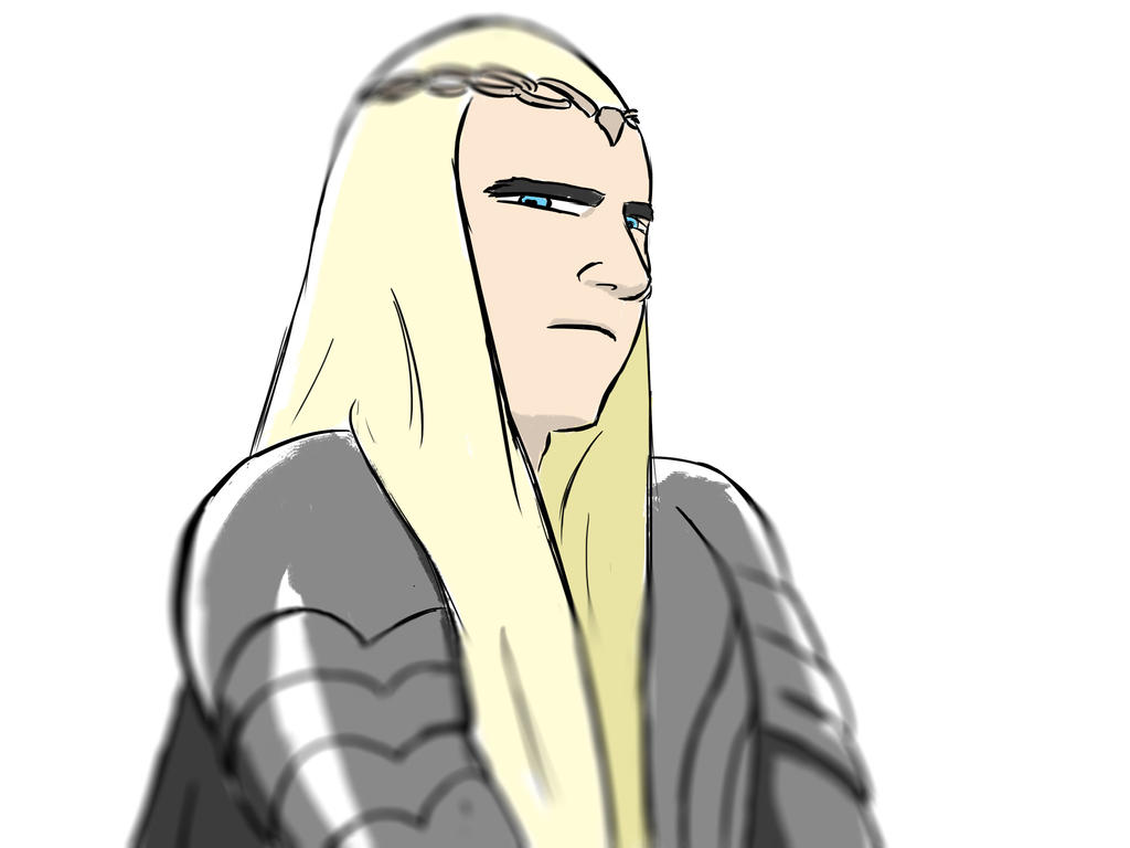 Thranduil by Blueninth