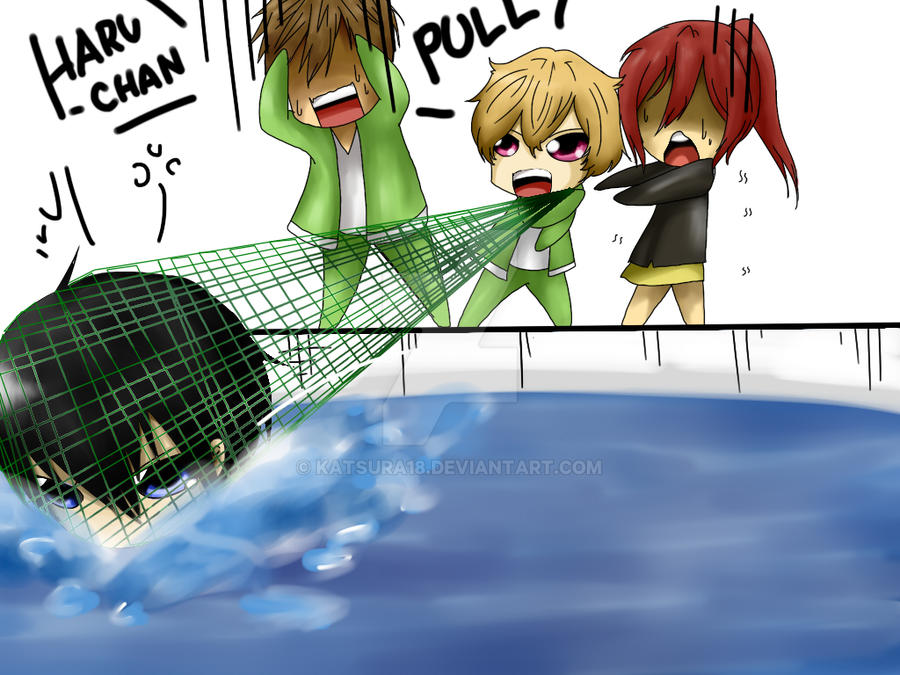 PULL~!!! by Katsura18