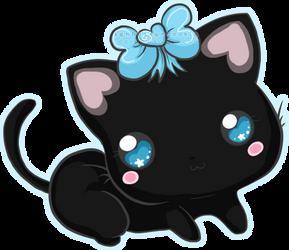 M i s s Kitty by TehButterCookie