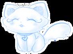 Snow Puff Kitten