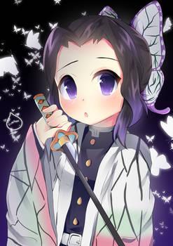 [FA] Shinobu Kocho - Kimetsu no Yaiba