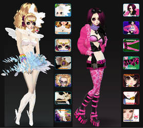 new my works on imvu by Terytan