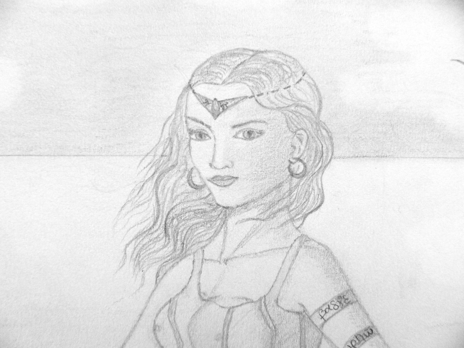 Penelope The Odyssey Circe and Odysseus (DE...