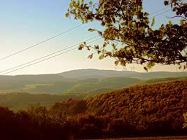 rural landscape by Paul774