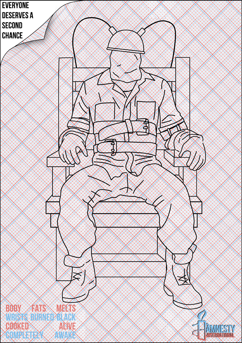 3D Electric Chair by t-o-m-h on DeviantArt