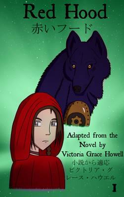 Red Hood Mock Manga Cover