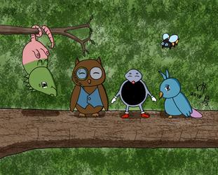 King's Quest Creatures by LadyElasa