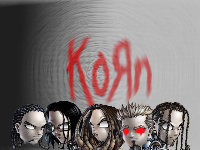 Korn Wallpaper By Ghaz On Deviantart