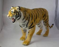 Bengal Tiger by kiyoshimino