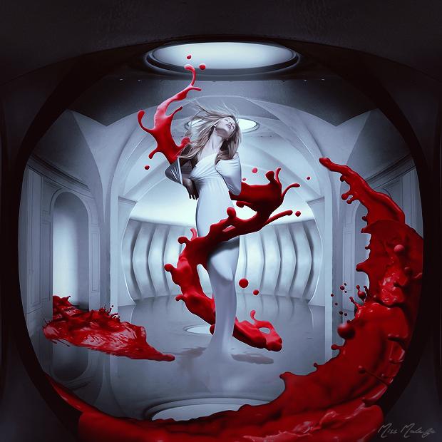 Blood Bath Dream by MissMalefic