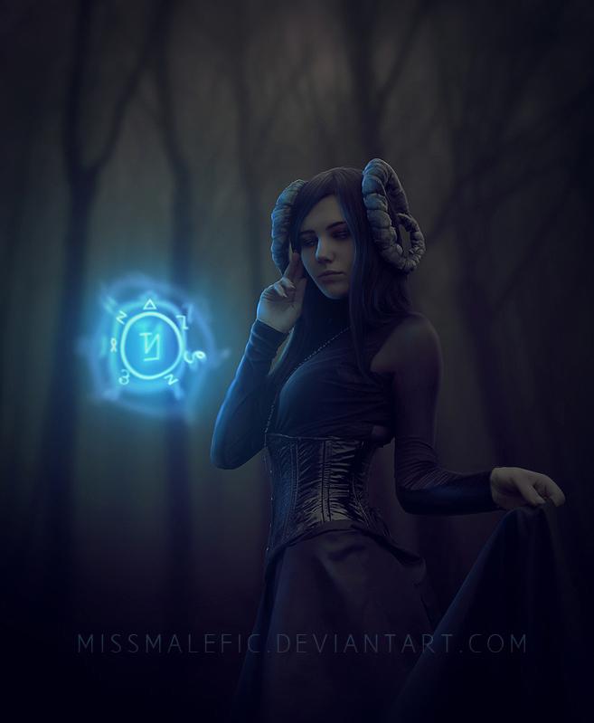 Daeva by MissMalefic on DeviantArt