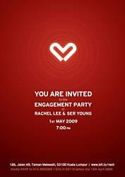 Engagement Invites by spacesareforlosers