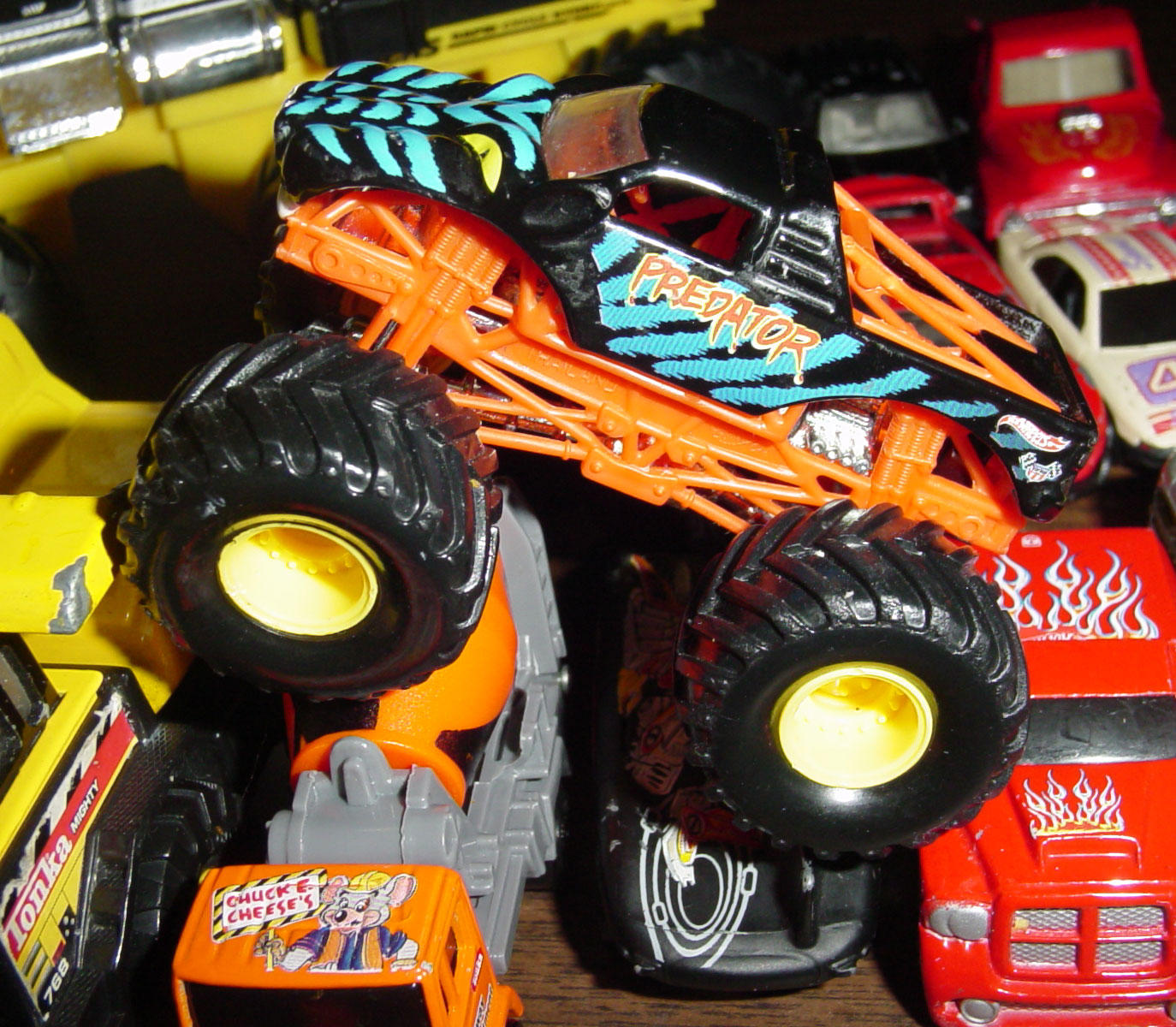 Monster Truck Rally By ~squareyest On DeviantART
