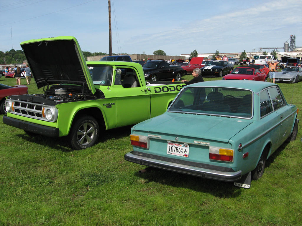 Pickup and Coupe by TheSUNGlassKid