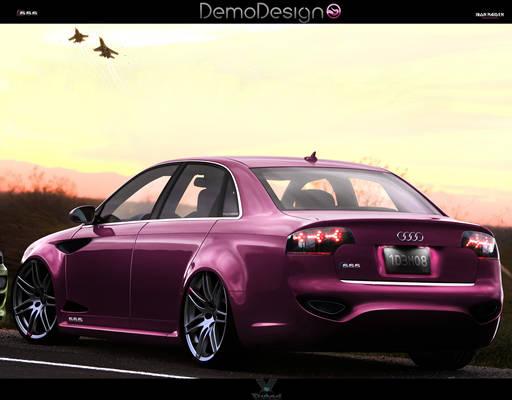 Audi RS4 666