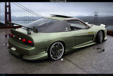 Nissan 180sx by DemoDesign