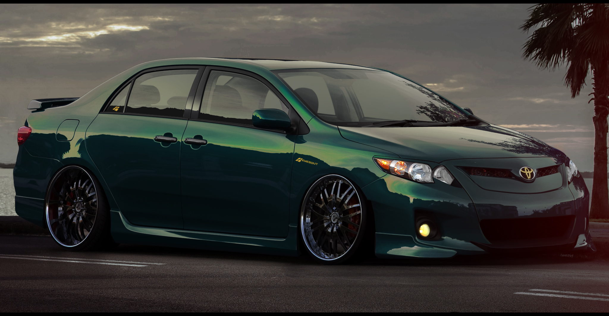 Toyota Corolla By Demodesign On Deviantart