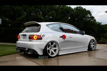 Honda Civic EG by DemoDesign