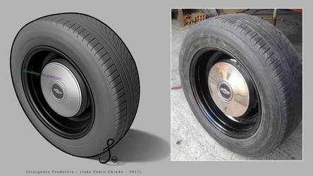 Opala Wheel - Brazilian Muscle Car