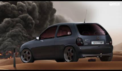 Opel Corsa - 1QVTB