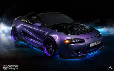 Mitsubishi Eclipse - 1QVTB
