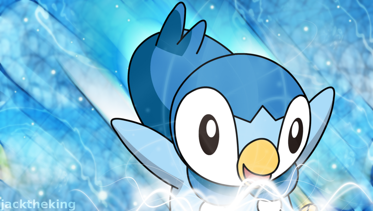 download pokemon starters piplup - photo #46