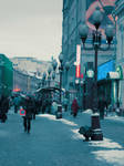 The Old Arbat street