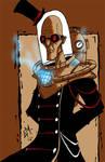 Steampunk Mr. Freeze