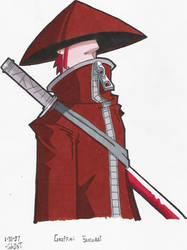 urban samurai by OrochiGhOsT