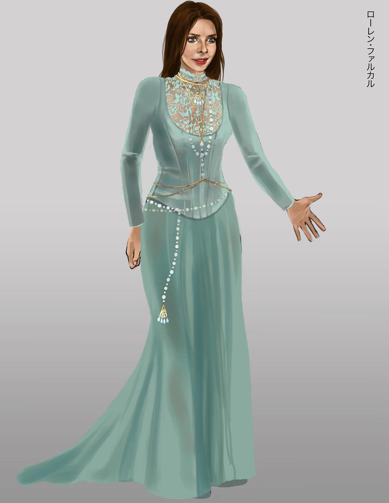 Lauren Falcar Concept by simplyyellow